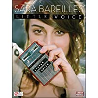Sara Bareilles: Little Voice. Partituras para Piano, Voz y Guitarra