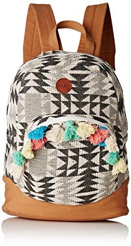 Roxy Bombora 2 - Bolso mochila para mujer multicolor Multicolore (Camel) 32x14,5x40 cm (W x H x L)