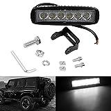 Swiftswan 18W 6LED Arbeitslicht Bar Lampe für SUV ATV Off Road Auto Wasserdichte Arbeitslampe