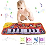 Best Gifts For A One Year Olds - PROACC Piano Playmat, Kids Keyboard Music Playmat Toy Review