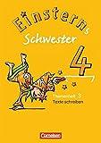 Einsterns Schwester - Sprache und Lesen - Bisherige Ausgabe: 4. Schuljahr - Heft 3: Texte schreiben