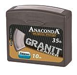 Anaconda Granit (10m, muschelresistent, sinkend), Tragkraft:35lbs