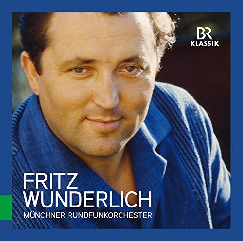 Fritz Wunderlich: Great Singers Live