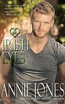 Irish Eyes (Stolen Hearts Romance Book 1) (English Edition) par [Jones, Annie]