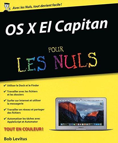 OS X El Capitan pour les Nuls