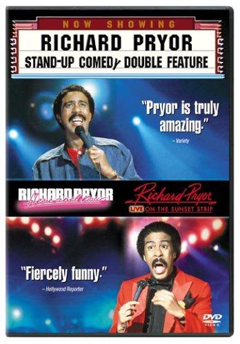Richard Pryor Here and Now / Richard Pryor Live on the Sunset Strip - Set by Richard Pryor - Sunset Strip