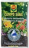 Compo Sana Blumenerde universal mit Reserve Wasser 20Liter Sack