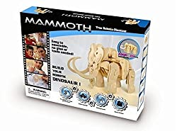 Mammoth 3D Puzzle