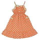 Always Kids Girls' Regular Fit Dress (Le...