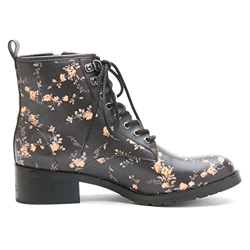 Coconuts By Matisse Primrose Synthétique Botte de Combat Black