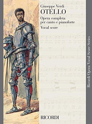 Otello par Giuseppe Verdi