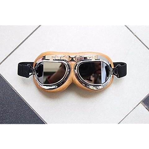 ZHGI Outdoor Harley-Davidson motocicletta occhiale occhiali occhiali occhiali angolo occhiali