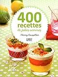 400 recettes de jolies verrines