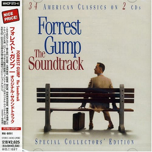 Click for larger image of Forest Gump Ost