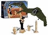 Best-Lock - Stargate SG-1 Best-Lock jeu de construction Deathglider Attack by Best-Lock