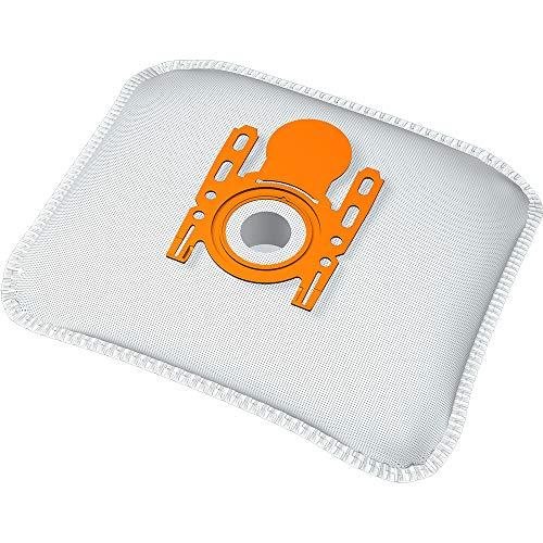 Staubsaugerwelt24 Lot de 10 sacs d'aspirateur pour Bosch BGL35MON8 MoveOn et BGL35MON9 Move On Serie GL-35 5 couches avec fermeture hygiénique, type sac à poussière BS 216 m avec filtre