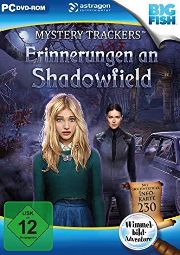 Mystery Trackers: Erinnerungen An Shadowfield