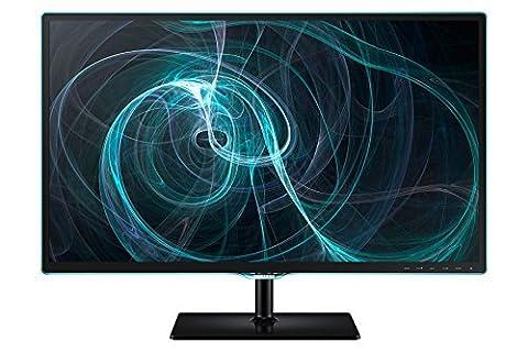 Samsung T22D390EW 54,61 cm (21,5 Zoll) Monitor (VGA, HDMI, USB, 2ms Reaktionszeit, 1920 x 1080 Pixel, TV-Tuner) (22 Samsung Lcd)