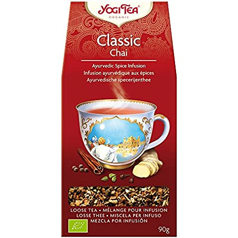 Yogi Tea Classic Chai - 90 gr