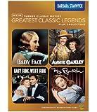 Tcm Greatest Classic Films: Legends - Barbara [DVD] [Region 1] [US Import] [NTSC]