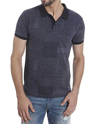 Jack & Jones Men Casual T-Shirt (5713022057741 Navy Blazer XX-Large )  available at amazon for Rs.847