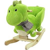 Sweety Toys 6731 GRISU Plüsch Schaukeltier Schaukeldrache Drache mit Funktion preisvergleich bei kleinkindspielzeugpreise.eu