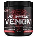 Pre Workout Venom - The No1 Pump Pre Workout Supplement by Freak Athletics