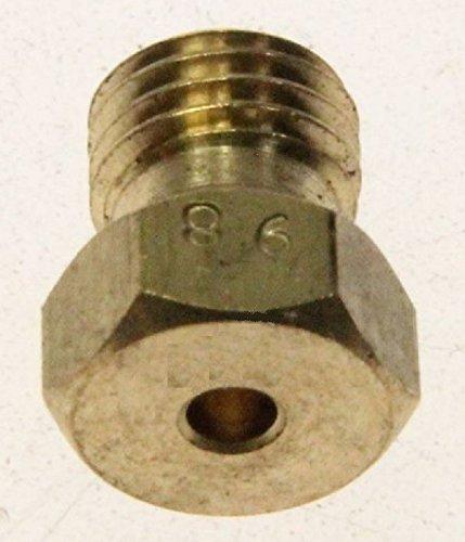 Glem-gas Airlux–Inyector de gas butano D.98para cocina Glem-gas Airlux