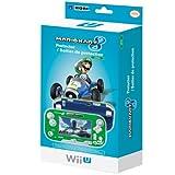 Hori Mario KART 8 Luigi Green Protector Kit di protezione