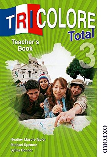 Tricolore Total 3 Teacher's Book
