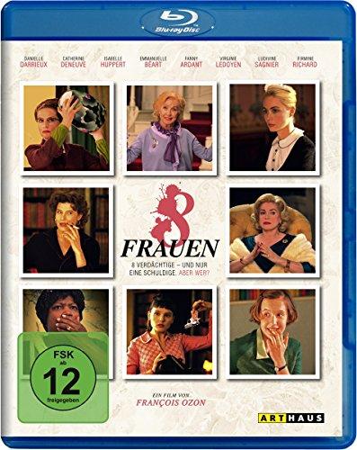 Bild von 8 Frauen [Blu-ray]