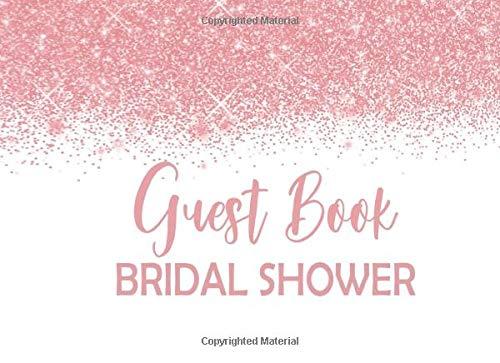 Bridal Shower Guestbook: Modern Bridal Shower Guestbook and Gift Recorder-Guestbook Bridal Shower Ideas (Idee Shower Bridal)
