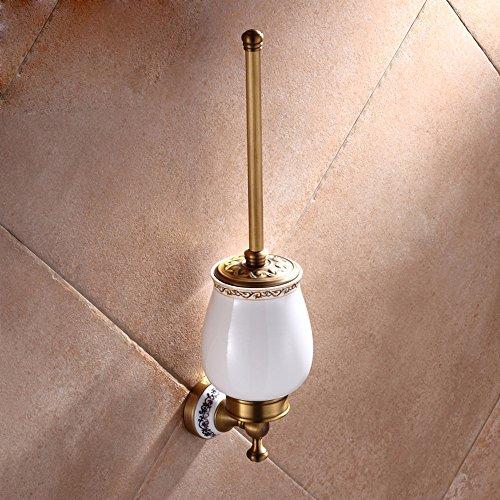 MDRW-voller kupfer klobürste, antike keramik - toilette putzen klobürste inhaber inhaber inhaber.