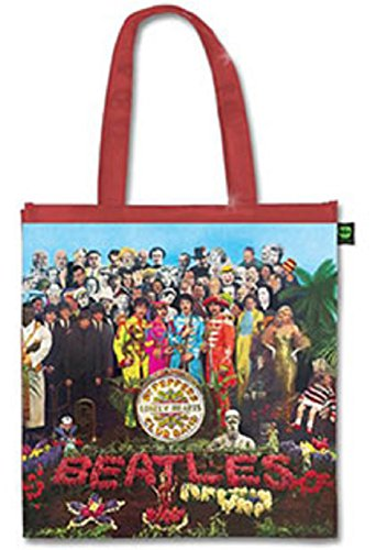 The Beatles Shopping Bag Eco - Sgt Pepper tasche (Tasche Beatles)