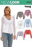 New Look Schnittmuster Nr. 6567 Kleider für Damen
