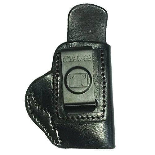 Tagua gunleather Softy Innen die Hose Holster passend für S und W Bodyguard 380, schwarz, rechte Hand -