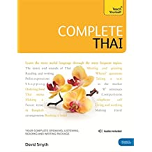 Complete Thai Beginner to Intermediate Course: (Book and audio support) (Teach Yourself)