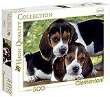 Clementoni - Puzzle de 500 piezas, diseño Juntos (30289.5)