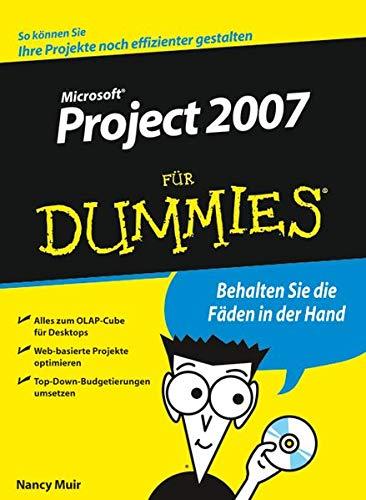 MS Project 2007 für Dummies