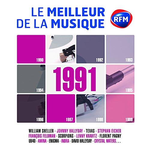Le Meilleur de la Musique - 1991