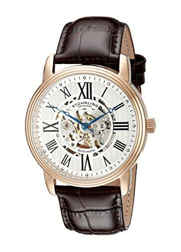 51z3IyJTbzL - Stuhrling Original Classic Silver Mens 1077.3345K2 watch
