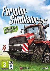 Farming Simulator 2013 - version Française intégrale (PC et Mac)
