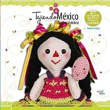 Tejiendo Mexico  Figuras representativas de Mexico en crochet 7dace9a6dfd