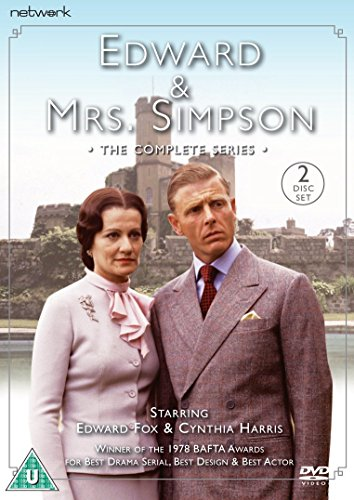 Edward & Mrs. Simpson [2 DVDs] [UK Import]