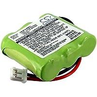 Batería de repuesto para Binatone E3300 Quad, E3300 kompatibel, Commodore CT300, Panafone KX-T991DL, Digi-Phone RCL950, Master Veraphone Micro