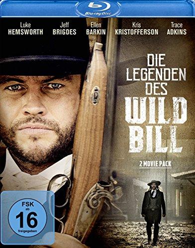 Die Legenden des Wild Bill [Blu-ray]
