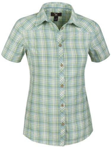 SALEWA Damen Hemd Shira Dry W Short Sleeve Shirt M Antermoia After Ei