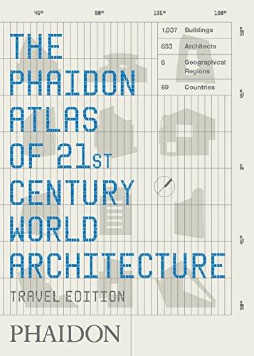 The Phaidon Atlas of 21st Century World Architecture by Mary Guyatt (17-Oct-2008) Hardcover