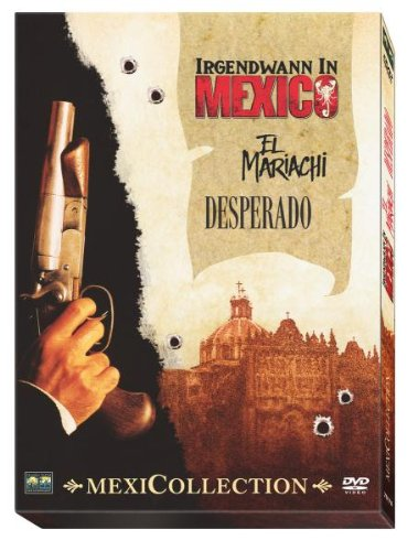 Desperado / El Mariachi / Irgendwann in Mexiko - MexiCollection [2 DVDs]