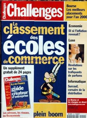 CHALLENGES [No 142] du 01/12/1999